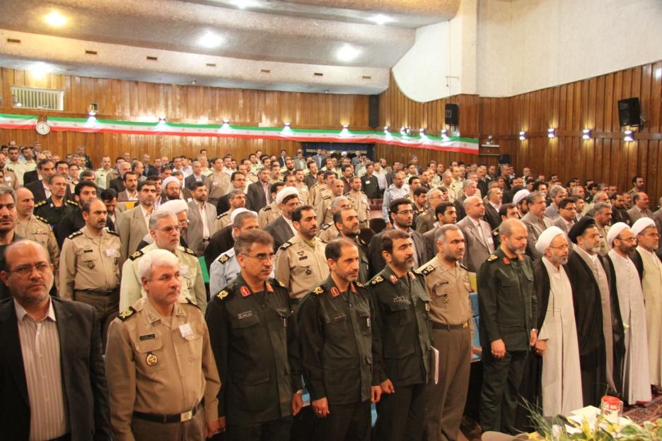 انتخاب سردار جواد درویش وند به عنوان معاون وزیر دفاع و پشتیبانی نیروهای مسلح