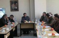 ابلاغ احکام اعضا شورای عالی راهبردی بسیج حقوقدانان