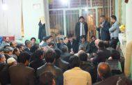 تصاویری از جلسات مردمی سردار جواد درویش وند- 19