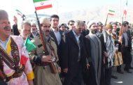تصاویری از شرکت سردار درویش وند و حامیان ایشان در راهپیمایی بزرگ 22 بهمن