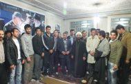 تصاویری از اعضای ستاد انتخاباتی سردار جواد درویش وند