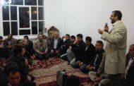 تصاویری از جلسات مردمی سردار جواد درویش وند- 3