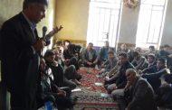 تصاویری از جلسات مردمی سردار جواد درویش وند- ۱4