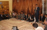 تصاویری از جلسات مردمی سردار جواد درویش وند- 17