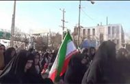 حضور سردار درویش وند و حامیان ایشان در راهپیمایی22 بهمن