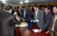 تصاویری از افتتاح بیمه کوثر خرم آباد با حضور سردار جواد درویش وند و تنی چند از مسئولین