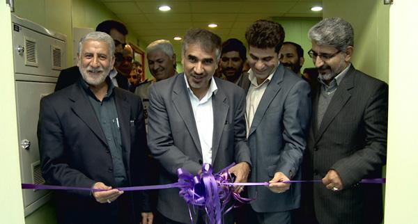عکس هایی از مراسم افتتاح بخش های جراحی قلب ، سی تی اسکن و MRI بیمارستان فوق تخصصی شفا با حضور سردار درویش وند و مسئولین استانی