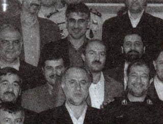 سردار درویش وند در جمع اعضای کمیسیون امنیت ملی و سیاست خارجی مجلس شورای اسلامی